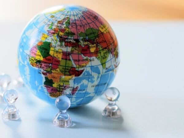 Terra, glob pamantesc