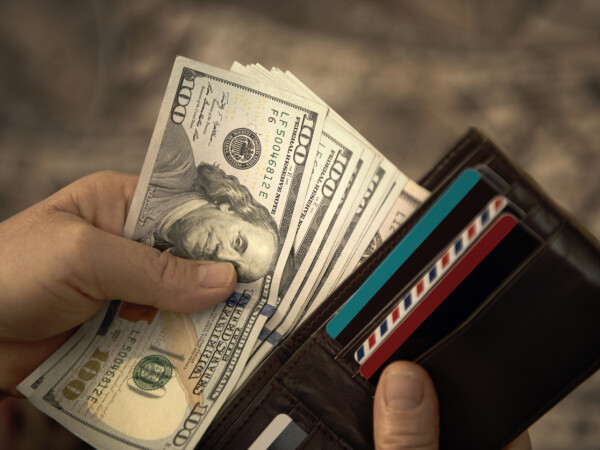 dolari bancnote
