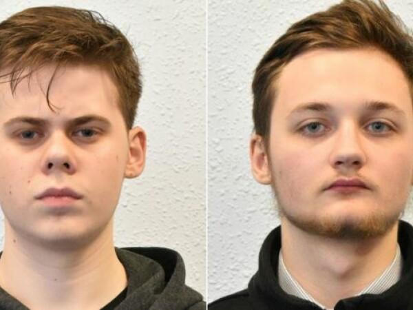 Michal Szewczuk și Oskar Dunn-Koczorowski