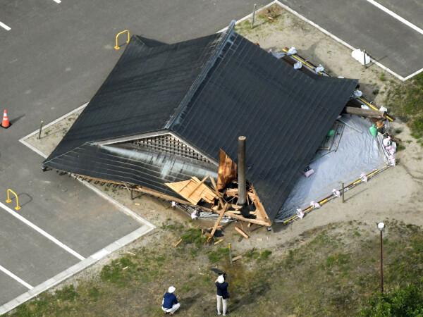 Japonia, afectată de un cutremur puternic. Sunt cel puțin 26 de răniți