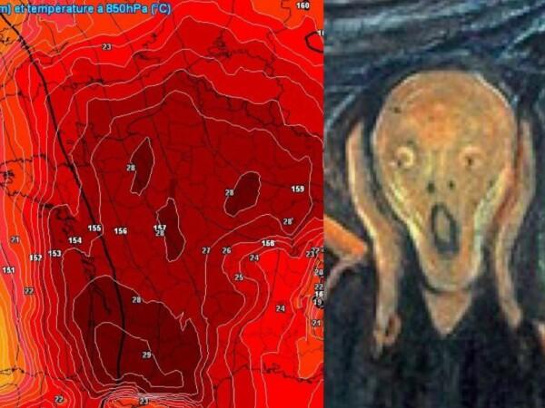Temperaturi Franța