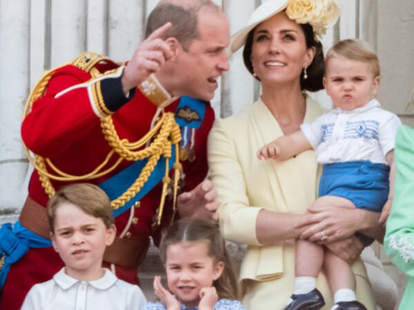 Reacția Prințului William, întrebat ce ar face dacă copiii săi ar fi gay - 1
