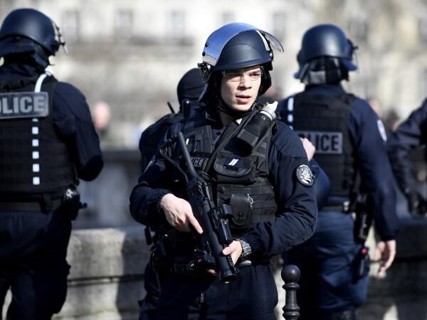 politie Franta