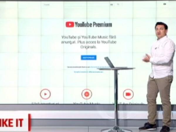 iLikeIT. Youtube aduce două noi servicii în România