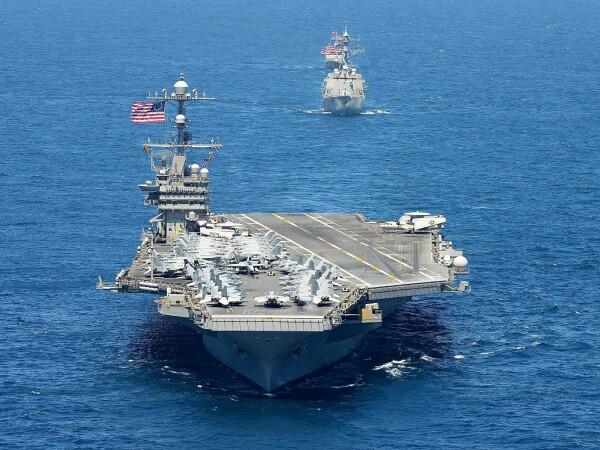SUA desfășoară trupe în statele din Golf