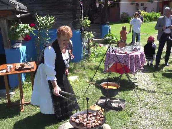 tur culinar in Sibiel