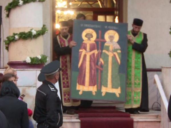 Sfintii Constantin si Elena