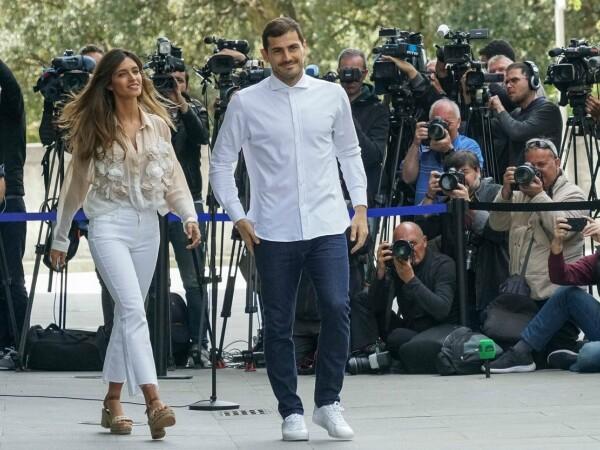 Soţia portarului Iker Casillas a fost diagnosticată cu cancer ovarian - 4