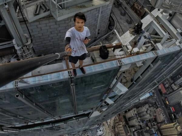 Imaginile de la înălțimi uriașe i-au adus sfârșitul unui tânăr. Motivul pentru care risca - 2