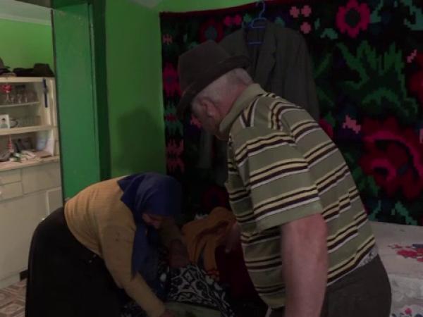 Bătrâni din Iași, călcați de hoți