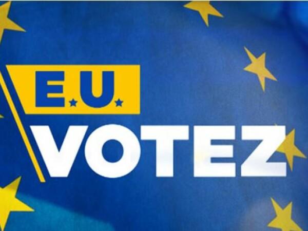 alegeri europarlamentare, referendum national, prezenta la vot