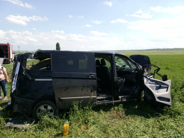 Accident Bacău