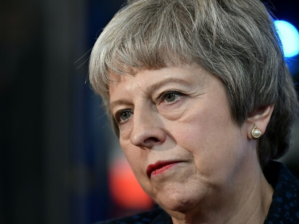 Theresa May, scrisoare, brexit