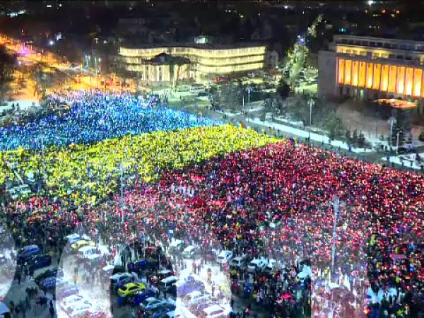 100 de ani de România
