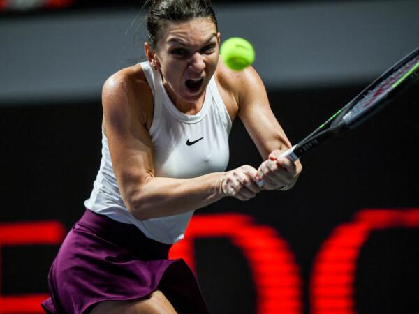 Simona Halep - Karolina Pliskova, Turneul Campioanelor - 5