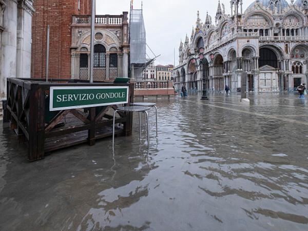 Inundatii Venetia - 8