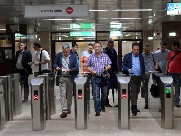 metodă de plată bilet metrou
