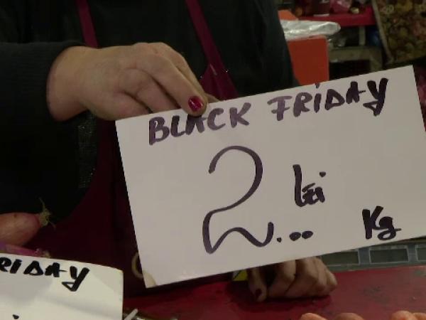 black friday piețe