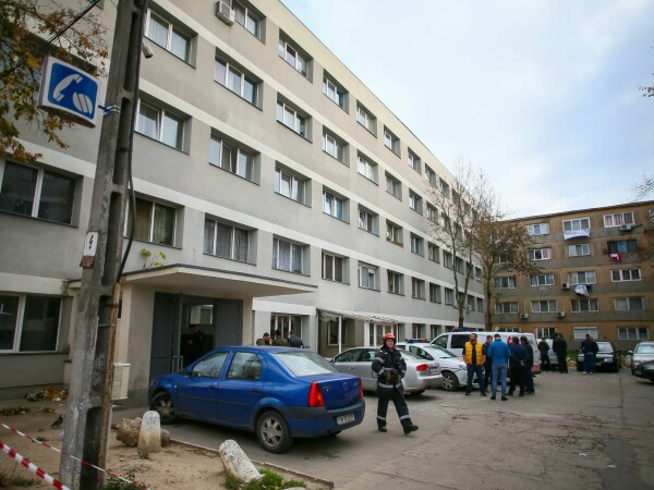 Trei decese într-un bloc din Timișoara - 4