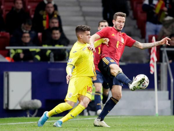Spania - România, în preliminariile Euro 2020
