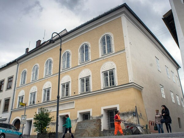 Casa lui Hitler
