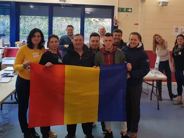 alegeri diaspora steag