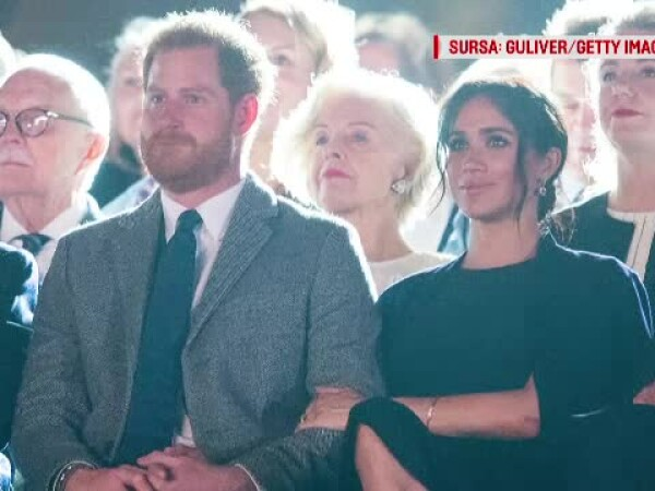 harry si meghan markle