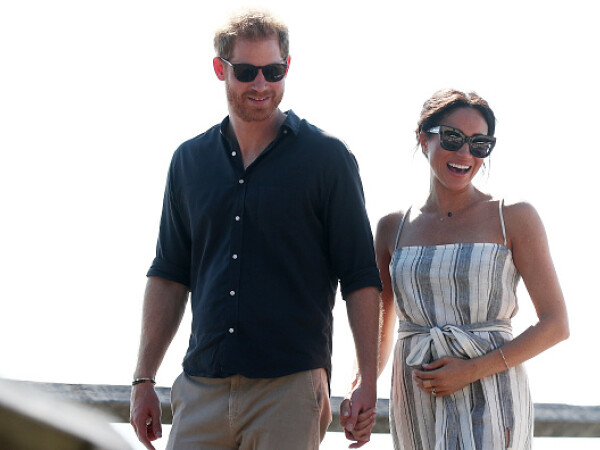 printul harry, Megan Markle