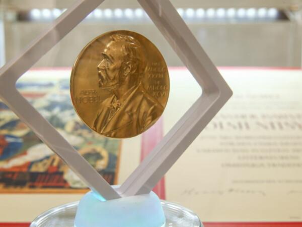 premierul Nobel pentru literatura
