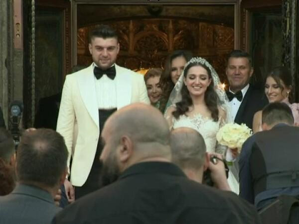 Nuntă în familia Becali - 1
