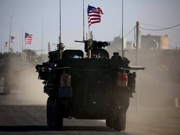 militari americani siria
