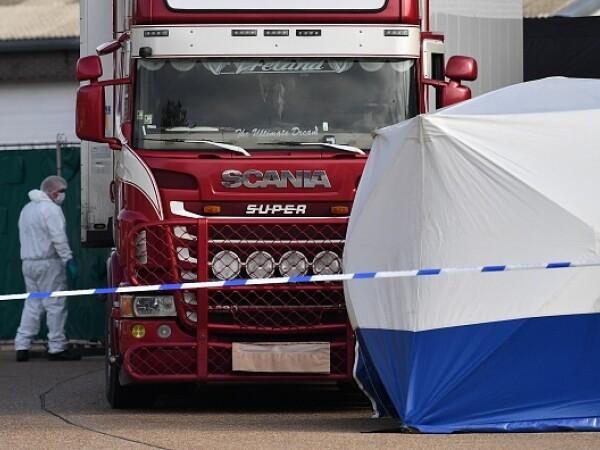 Camion Marea Britanie - 1