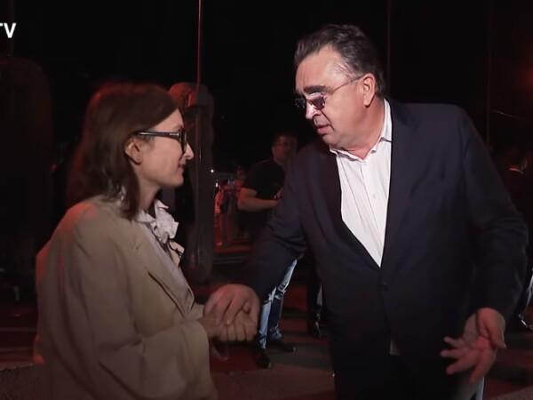 Paula Herlo si Marian Oprisan