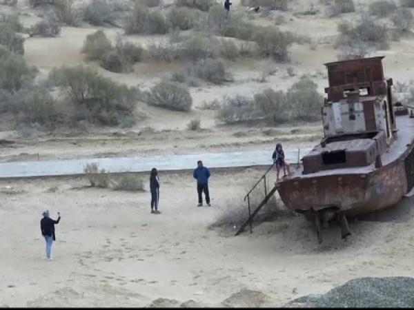 turism Aral