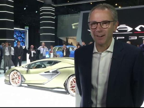 """""""Conducând mâine"""". Cum arată și cât costă cel mai rapid autoturism al Lamborghini"""