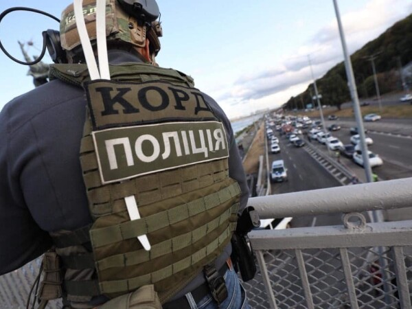 Pregătiri pentru un atentat terorist, în Kiev. Un bărbat ameninţă că va distruge un pod - 1