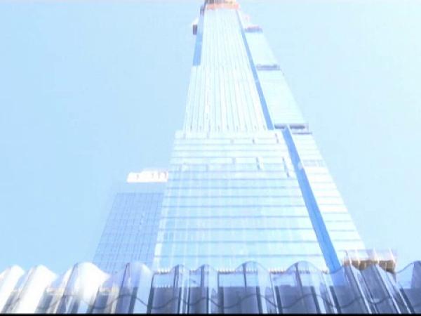 Cea mai înaltă clădire rezidenţială din lume este aproape gata