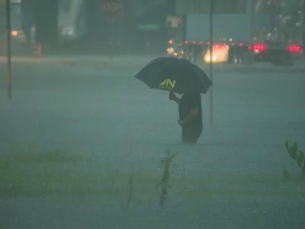 Inundatii in SUA