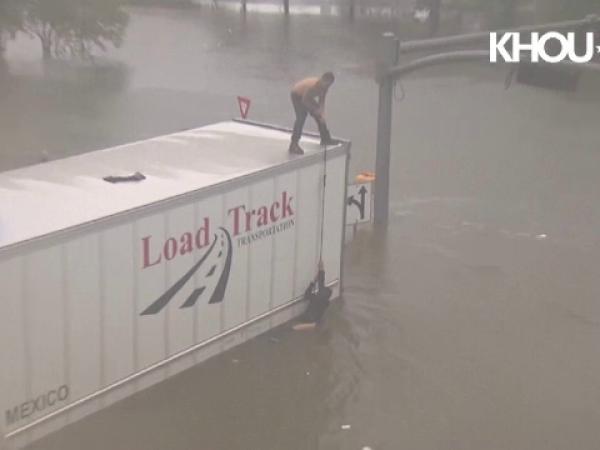 furtuna tropicala, texas, inundatii, interventii