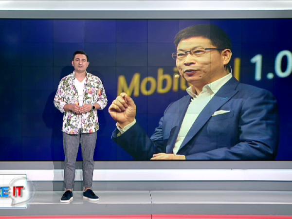 Richard Yu, Huawei