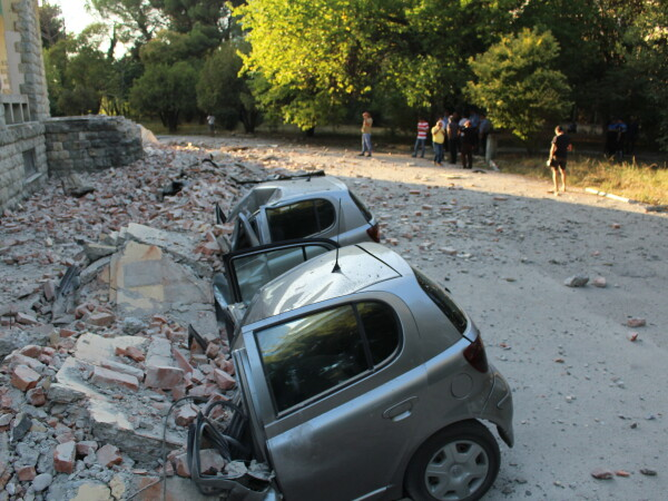 Cutremur in Albania - 6