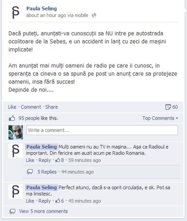 paula seling accident - 1