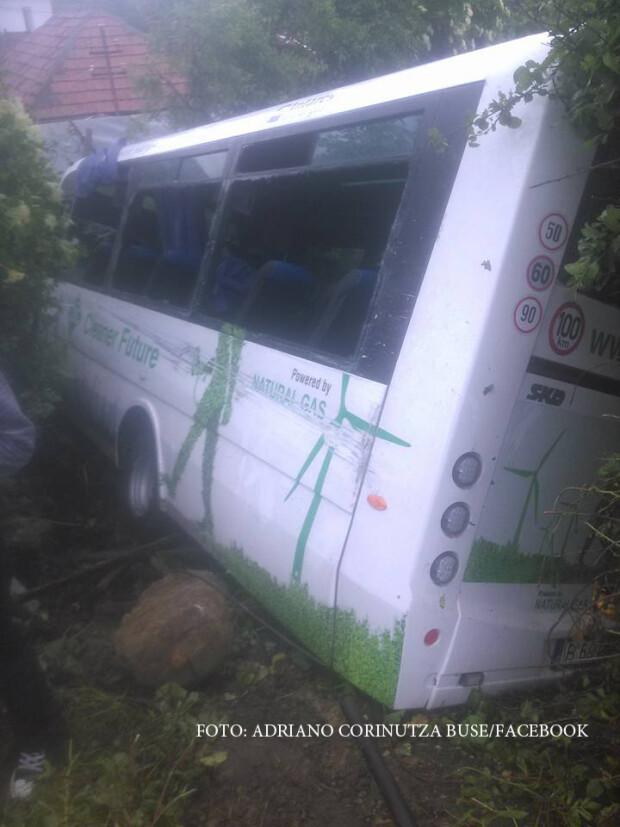 accident Bujoreni