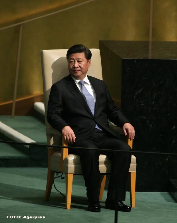 Xi Jinping - AGERPRES
