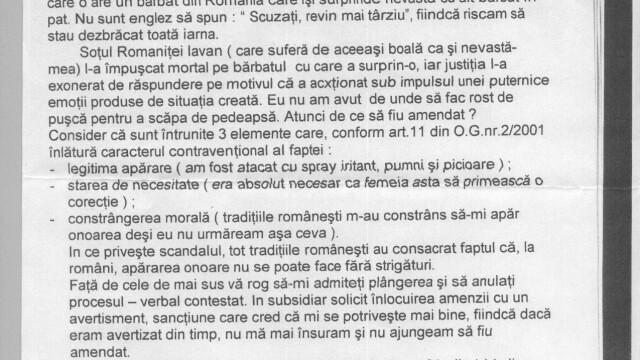 Nimfomana si durerea din Fundu Moldovei. VEZI plangerea lui Fane!!! - Imaginea 2
