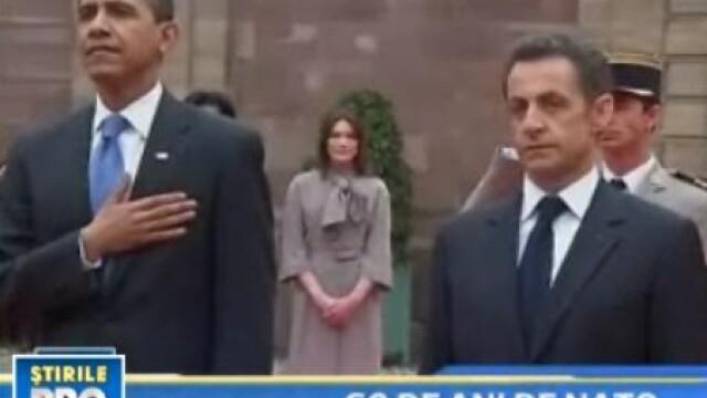 Obama-Sarkozy