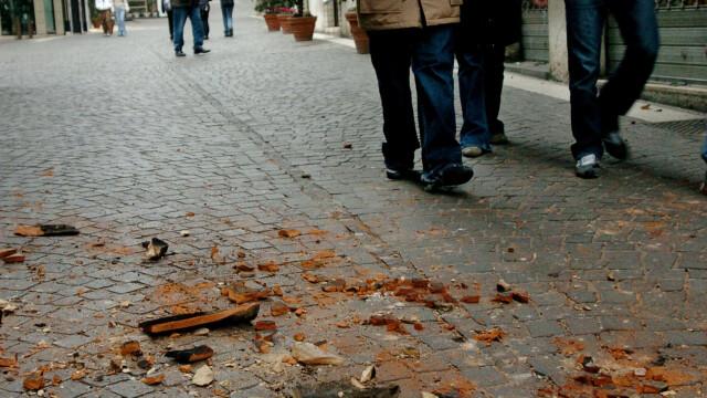 Cutremur puternic langa Roma, in Italia! Peste 150 de morti! - Imaginea 3