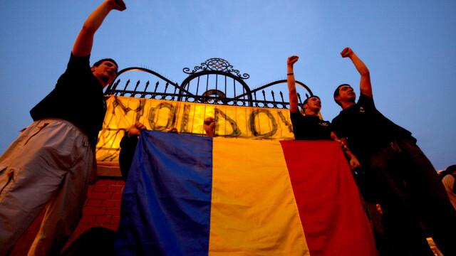 Revolta in Moldova! Un moldovean a murit dupa ce a fost batut de politie - Imaginea 7