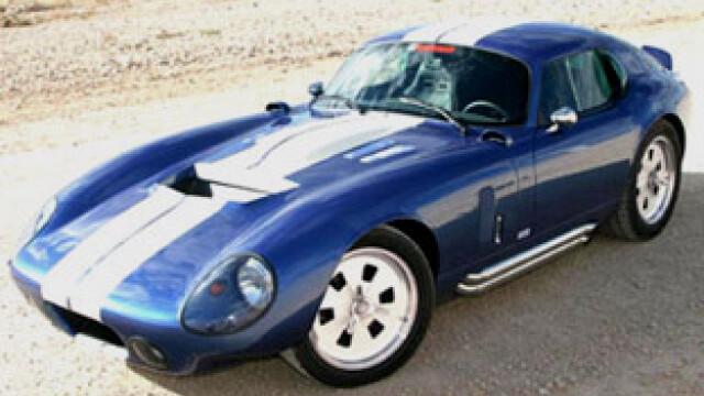 Shelby Cobra Coupe