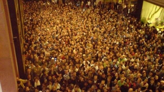Aglomeratie si nervi in trafic... nu in Romania, ci in metropolele lumii
